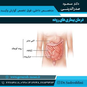 درمان بیماری های روده