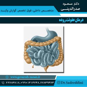 درمان عفونت روده